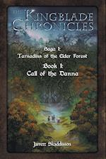 Call of the Danna (Kingblade Chronicles Saga 1, nr. 1)
