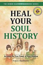 Heal Your Soul History (The Demon Slayers Handbook Series)