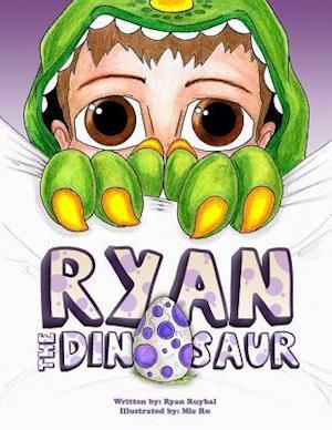 Bog, paperback Ryan the Dinosaur af Ryan Ruybal