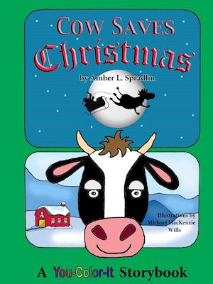 Cow Saves Christmas