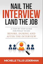 Nail the Interview, Land the Job