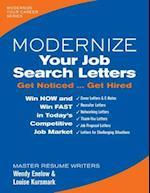 Modernize Your Job Search Letters (Modernize Your Career)