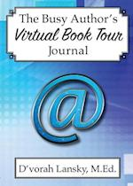The Busy Author's Virtual Book Tour Journal