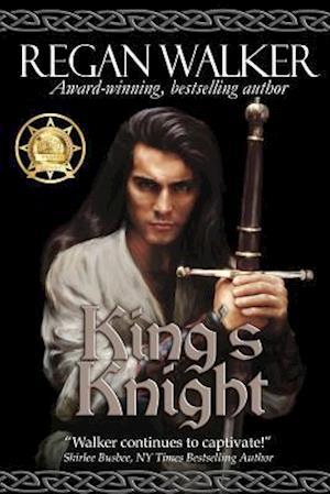 Bog, paperback King's Knight af Regan Walker