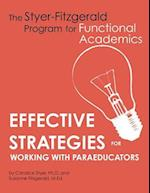 Effective Strategies for Working with Paraeducators
