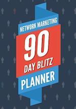 Network Marketing 90 Day Blitz Planner