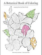 A Botanical Book of Coloring