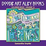 Independence Is Happiness (Doodle Art Alley Books, nr. 13)