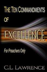 The Ten Commandments of Excellence