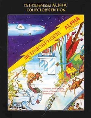 Bog, paperback Metamorphosis Alpha Collector's Edition (Sci-Fi RPG) af Expeditious Retreat Press