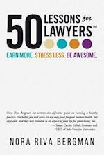50 Lessons for Lawyers