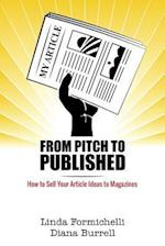 From Pitch to Published