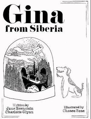 Bog, hardback Gina from Siberia af Charlotte Glynn, BERNSTEIN JANE