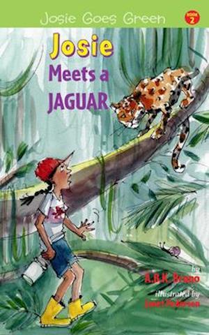 Bog, paperback Josie Meets a Jaguar af Kenny Bruno
