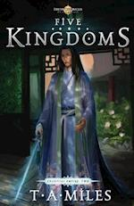 Five Kingdoms: Dryth Chronicles Epic Fantasy af T. a. Miles