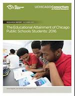 The Educational Attainment of Chicago Public Schools Students