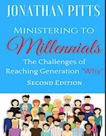 Ministering to Millennials: The Challenges of Reaching Generation 'Why' af Jonathan Pitts