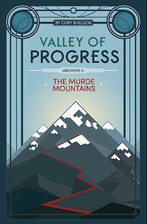 Bog, paperback The Murde Mountains af Cory Michael Sheldon