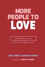 More People to Love