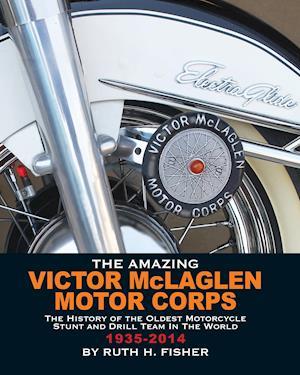 Bog, paperback The Amazing Victor McLaglen Motor Corps af Ruth H. Fisher