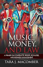 Music, Money and Law