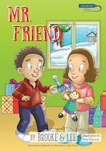 Mr. Friend af Brooke, . Lee
