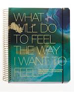 The Desire Map Planner from Danielle Laporte 2018 Daily (Teals & Gold) (Desire Map Planner)