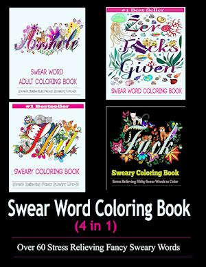 Bog, paperback Adult Coloring Book af Adult Coloring Books