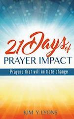 21 Days of Prayer Impact