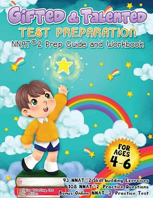 Bog, paperback Gifted and Talented Test Preparation af Tutoring Origins