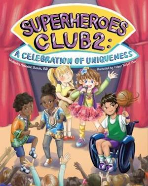 Superheroes Club 2