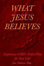 What Jesus Believes