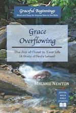 Grace Overflowing af Melanie Newton