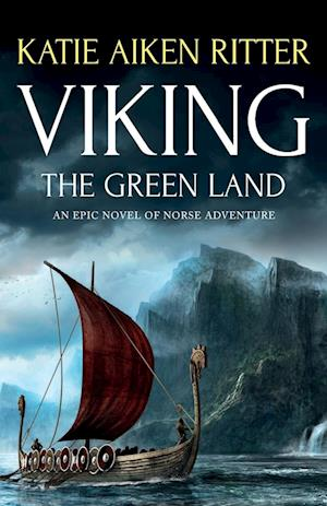 Bog, hæftet Viking: The Green Land: An Epic Novel of Norse Adventure af Katie Aiken Ritter