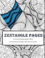 Zentangle Pages af Madelyn Janelle