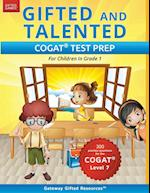 Gifted and Talented Cogat Test Prep