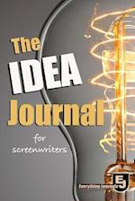 The Idea Journal for Screenwriters