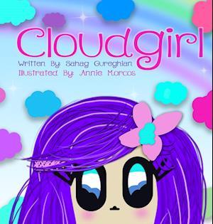 Bog, hardback Cloudgirl af Sahag Gureghian