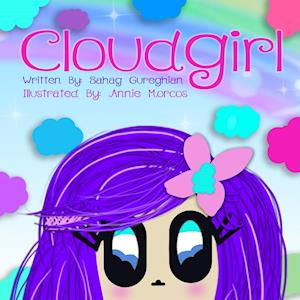 Bog, hæftet Cloudgirl af Sahag Gureghian
