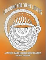 Coloring for Coffee Lovers