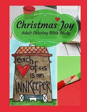Bog, paperback Adult Coloring Bible Study af Leslie Eaton