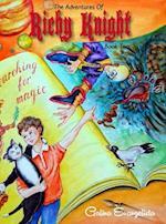 Richy Knight af Galina Evangelista