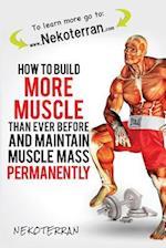 B&w... Muscle