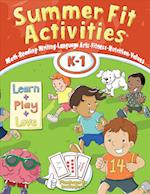 Summer Fit Activities, Kindergarten - First Grade