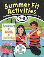 Summer Fit Activities, Seventh - Eighth Grade (Summer Fit Activities)