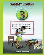 Sammy Learns to Read at 3