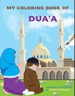 My Coloring Book of Dua'a