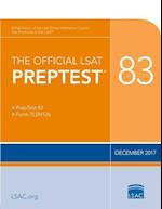 The Official LSAT Preptest 83 (Official Lsat Preptest)