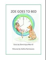 Zoe Goes to Bed