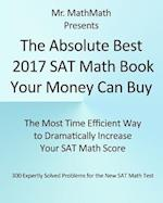 The Absolute Best 2017 SAT Math Book Your Money Can Buy